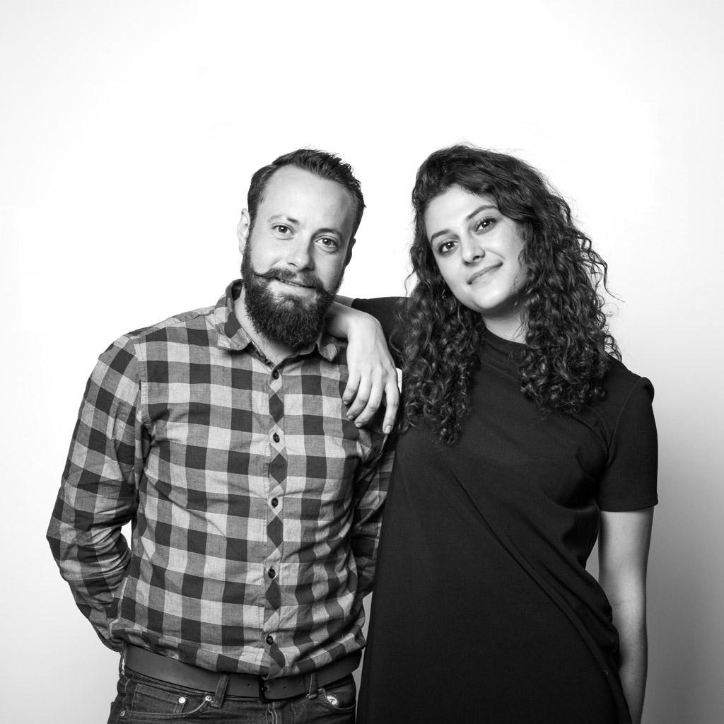 Grégoire & Anne Ribes